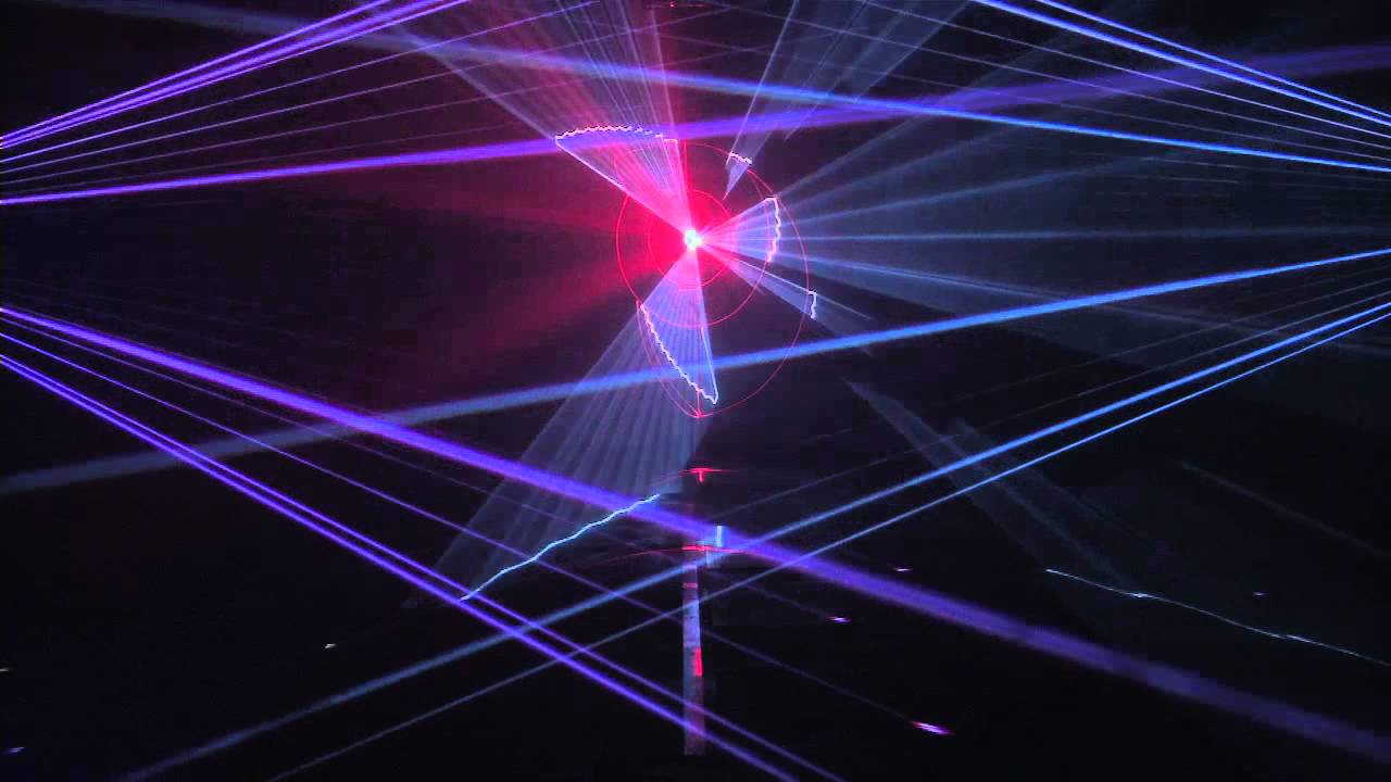 Lely Vector - Launch lasershow (English)