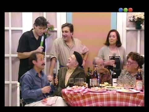 Homenaje a la familia Benvenuto - Videomatch