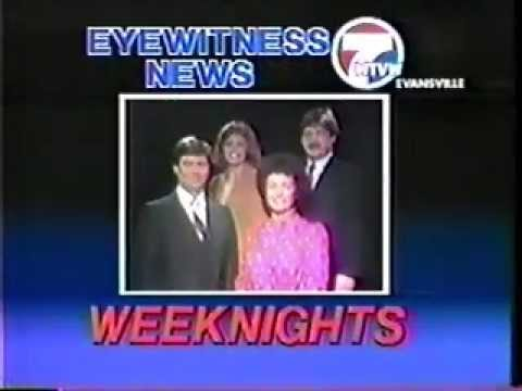 Eyewitness News Promo WTVW TV 7 Evansville IN