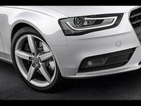 Audi A4 2013 [AUTO REVIEW]