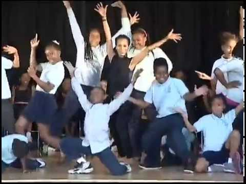 DC's Savoy Elementary School Arts Initiative (with Kerry Washington)