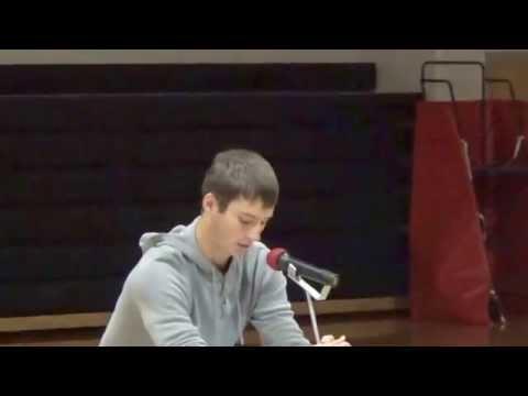 Hobson School Distracted Driving Talk 2015