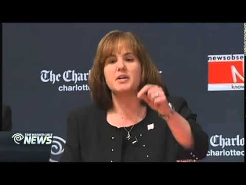 Time Warner NC US Senate Primary Debate 04/22/14