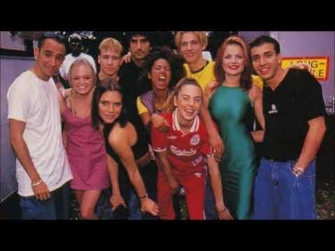 Megamix Backstreet Boys Spice Girls radio Carolina