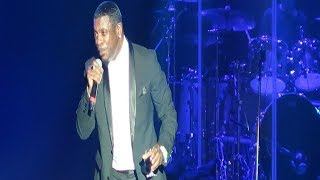 Does Keith Sweat Live in Tacoma | EQC Live Performance