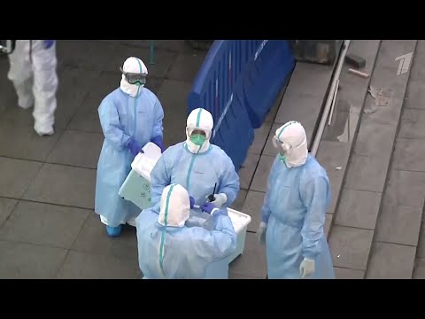 Число заразившихся коронавирусом в Китае превысило 40 тысяч человек.