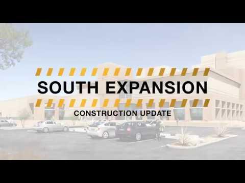 Mayo Clinic Arizona: Hospital South Expansion Construction Project