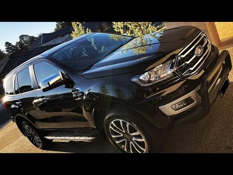 2019 New Ford Everest The Best Suv