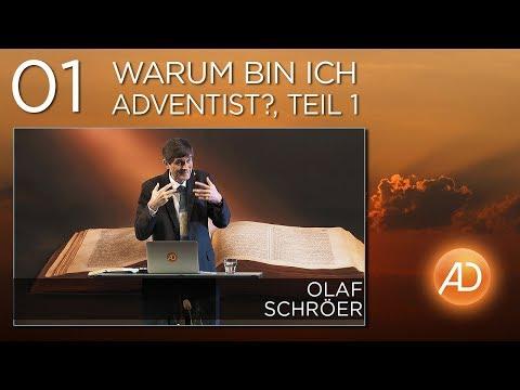 Warum Adventist? - Olaf Schröer