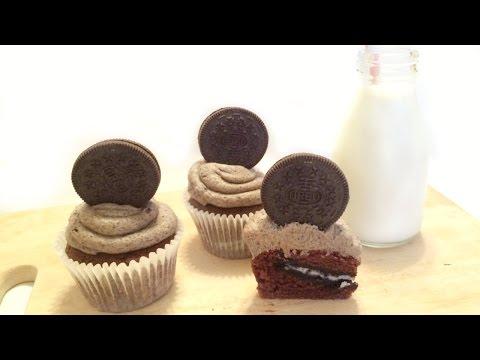 Oreo Cookie Cupcakes | CupcakeAutumn