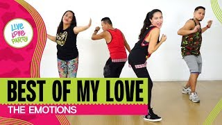 Best of My Love | Live Love Party™ | Zumba® | Dance Fitness