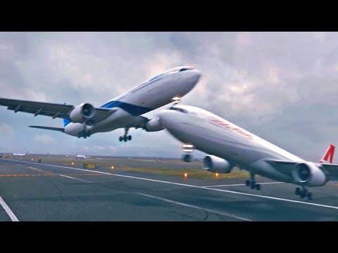 Невероятные Посадки Самолетов