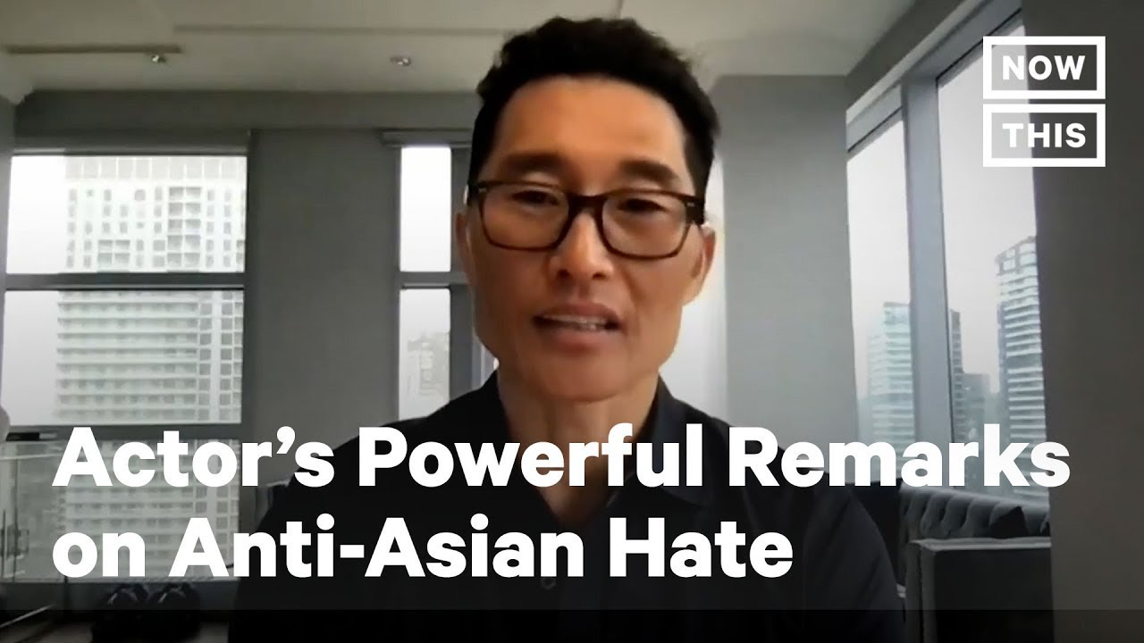 Daniel Dae Kim Speaks to Congress About Anti-Asian Hate