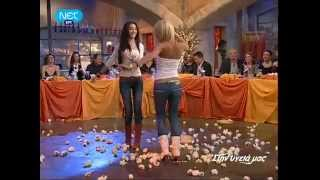 Repeat youtube video Greek Music - Sexy Greek Girls dancing Tsifteteli - Greek women - Cifteteli !!!!