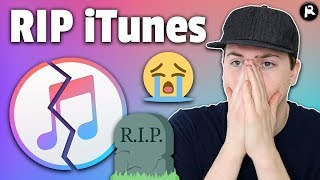 Baixar Apple Is Killing iTunes & I'm Sad... (2001-2019)