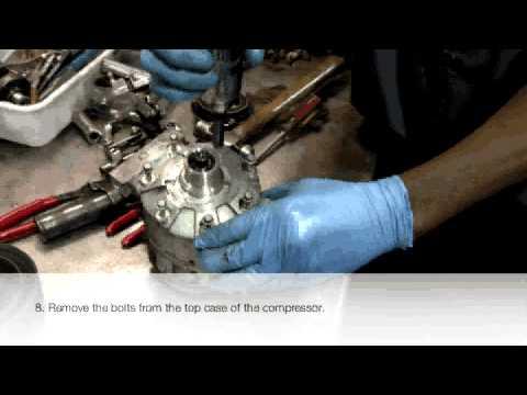 Rebuilt Auto Ac Compressors >> Rebuilding A Compressor Complete