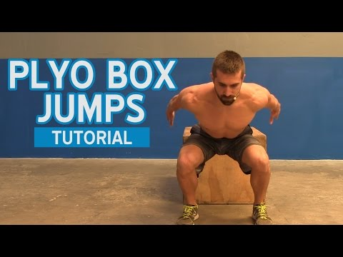 Plyo Box Jumps Tutorial Are you Jumping Right?