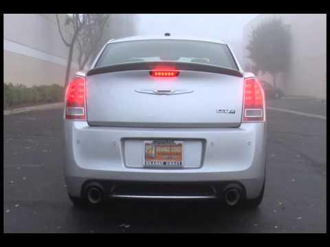 2012 2013 chrysler 300 srt8 exhaust cat back system kit 15069 magnaflow stainless steel