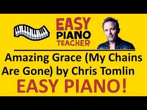 Amazing Grace My Chains Are Gone Keyboard Chords By Matt Redman