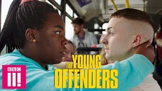 How To Have Y๐ur First Kiss With Someone | The Young Offenders