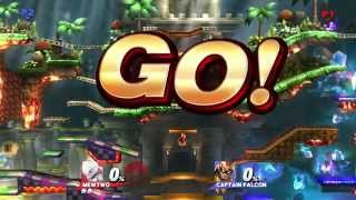 Super Smash Bros. Wii U Match Highlights #5 - Offensively GUD
