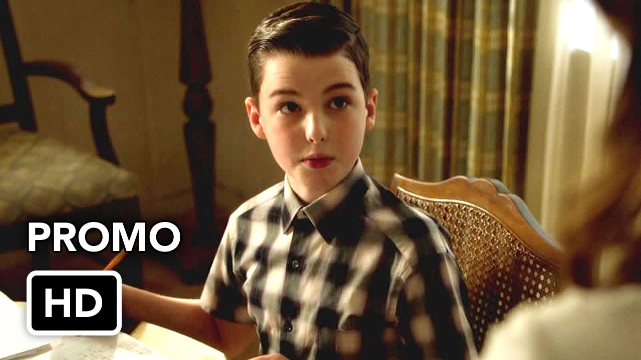 """Download Young Sheldon 4x05 Promo """"A Musty Crypt and a Stick to Pee On"""" (HD)"""