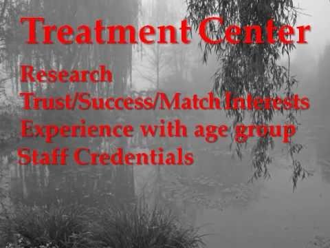 Pick the best addiction treatment center!