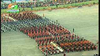 BEATING RETREAT - 29 JANUARY, 2013 - LIVE FROM VIJAY CHOWK - NEW DELHI - 4.45 pm (IST) onwards