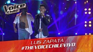 Video The Voice Chile | Luis Zapata - Ya me enteré download MP3, 3GP, MP4, WEBM, AVI, FLV November 2017