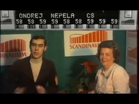 Ondrej Nepela - 1972 Europeans LP