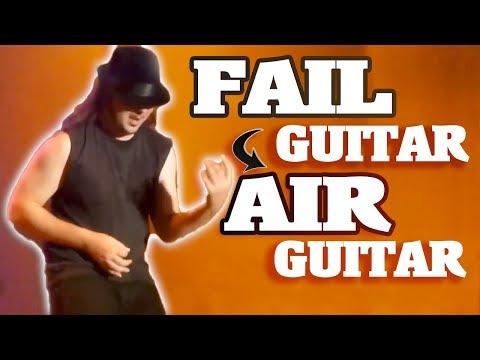 System Of A Down - Guitar Fail / Air Guitar