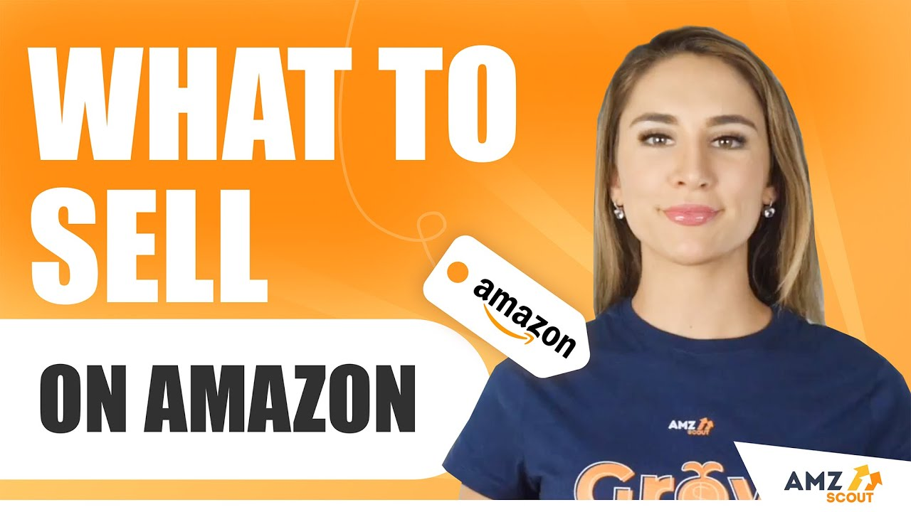 what to sell in amazon