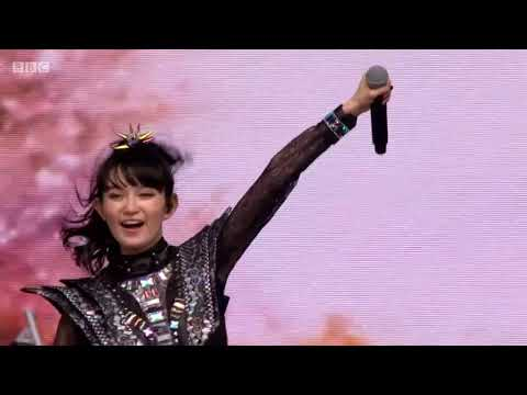 BABYMETAL   Road Of Resistance At Glastonbury 2019