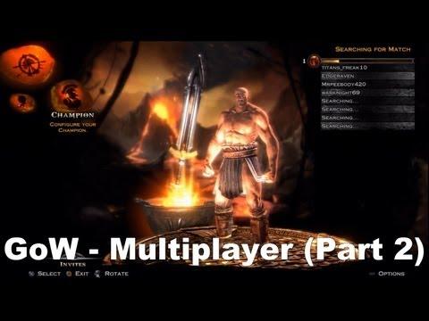 god of war ascension multiplayer matchmaking