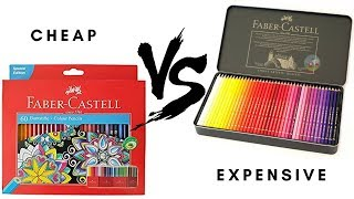 CHEAP Faber Castell Pencils REVIEW