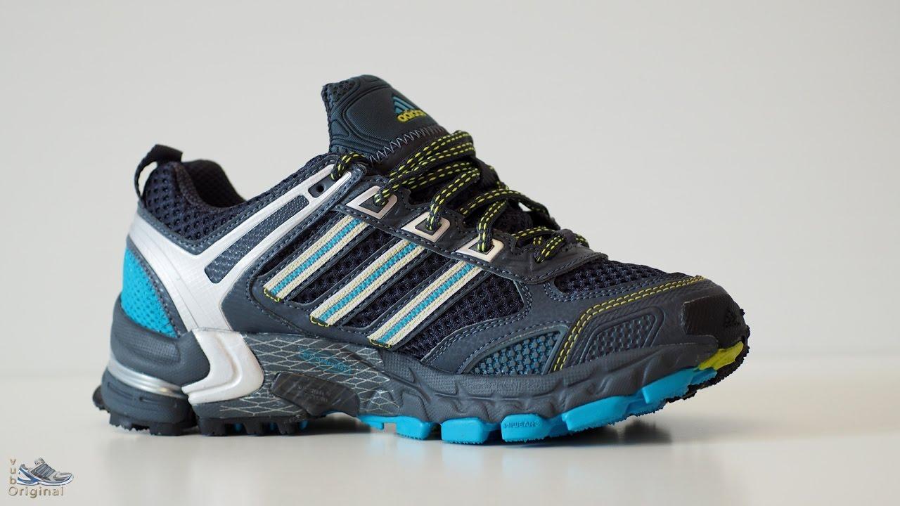 Обзор кроссовок Adidas Supernova Riot 2