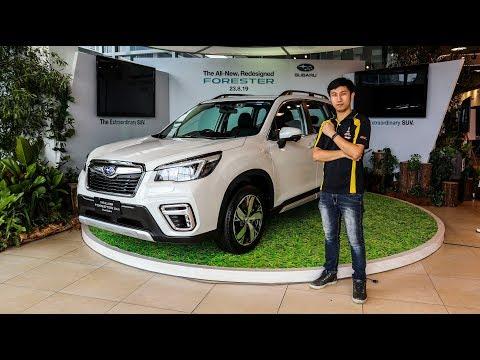 【现场报导】Subaru Forester 2019 马来西亚正式发布