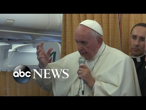 Pope Francis: Gays Deserve Apology From Church