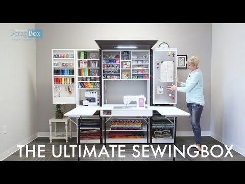 The Ultimate Sewingbox You