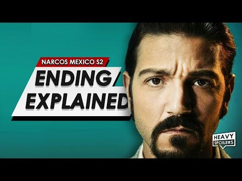 NARCOS MEXICO SEASON 2: Ending Explained Breakdown + The Real Life Story That Inspired The Show