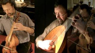 Mistresse Nichols Almand - John Dowland - lute & viols