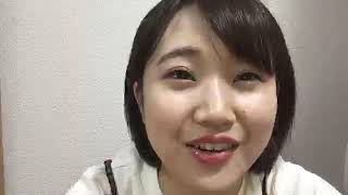프로듀스48에 출연했던 야마다 노에(山田 野絵)의 2018년 10월 7일자 쇼...