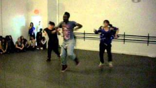 look at me now choreography chris brown busta rhymes lil wayne by freedom feat shawna cassie