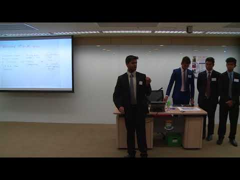 2017 Round 3 University of Dhaka - HSBC/HKU Asia Pacific Business Case Competition