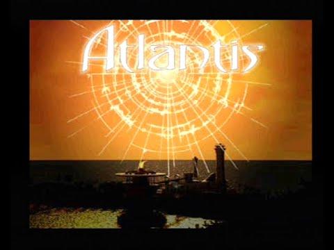"""[Ps1] Introduction du jeu """"Atlantis secret d'un monde oublié"""" de l'editeur Cryo interactive (1997)"""
