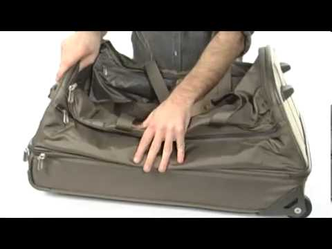 d60fe75964 Briggs   Riley Baseline - Large Upright Duffle SKU  8092781 - YouTube