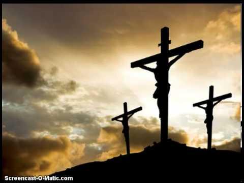 jesus korsfästelse