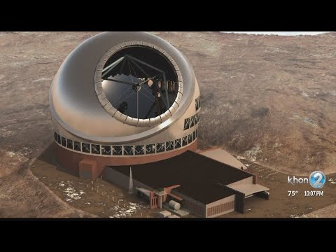 Hawaii Supreme Court issues ruling allowing TMT to be built on Mauna Kea