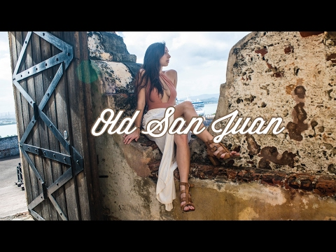 A Day in Old San Juan , Puerto Rico   | 2017
