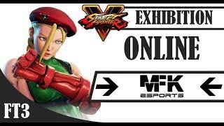 FT3 Online Exhibition Matches   FS D3vioustuff(Zeku) vs FS Trinigamer868(Zeku)